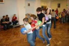 Веселые конкурсы в 7 классе