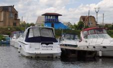 стоянки для лодок в крыму