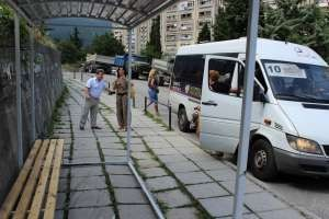 Новые павильоны  для пассажиров