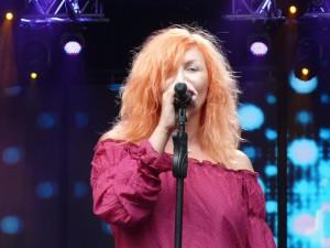 Ирина Билык приехала на CRIMEA MUSIC FEST отдохнуть