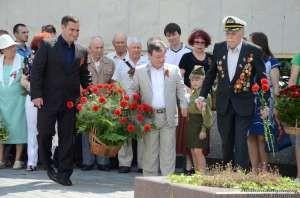 В Ялте почтили память павших в годы Великой Отечественной войны