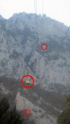 На ЮБК  проведена уникальная спасательная операция:  с высокогорной  канатной дороги эвакуировано 75 человек