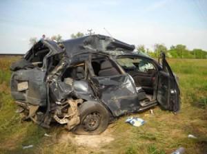 В Кировском районе произошло столкновение пассажирского поезда с автомобилем