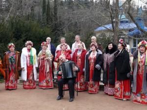 В Ялте отметили день рождения Шевченко