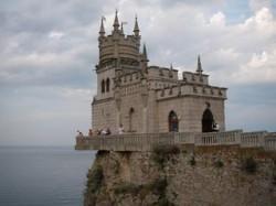 Вместо ресторана в замке «Ласточкино гнездо» будет выставочный зал