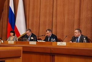Олеся Харитоненко избрана Председателем Ассоциации Совета муниципальных образований Крыма