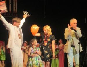На сцене – молодость театра!